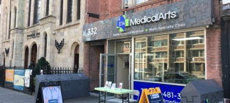 WELCOME BACK! LET 14 STREET MEDICAL BRING YOU PEACE OF MIND!